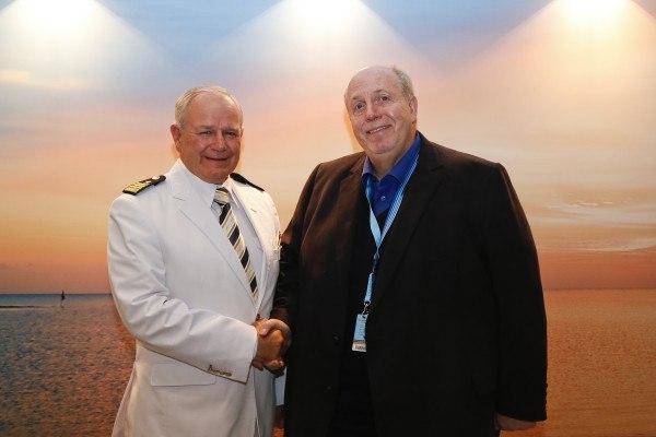 Calli und Kapitän
