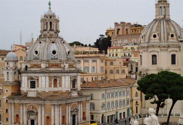 Altstadt von Rom