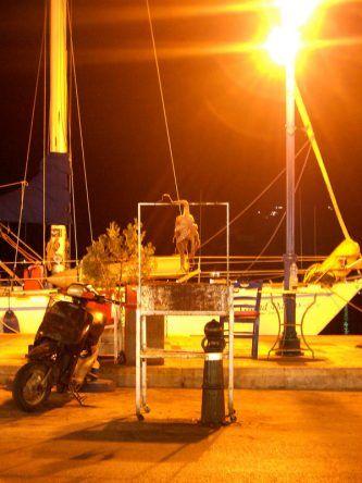 Hafen von Poros