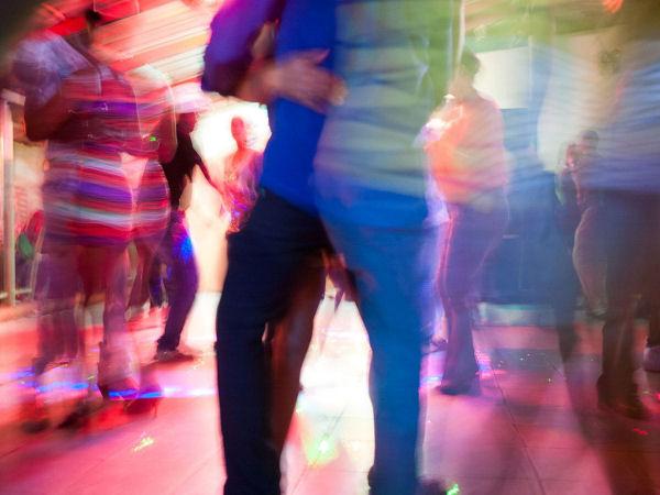 Dominikanischen Republik Merengue Tanz