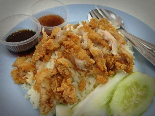 Thailand Essen von der Straße