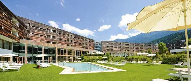 Das Aktiv- und Wellnesshotel  Falkensteiner Hotel Carinzia in Österreich