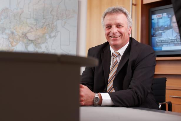 Ulrich Heuer leitet das Krisenmanagement bei TUI Deutschland.