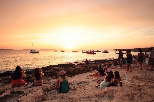 Strand Cafe Del Mar