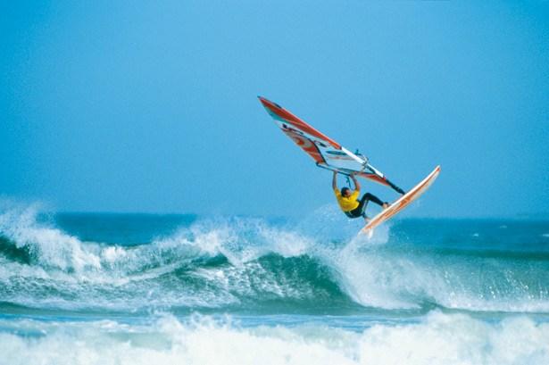 windsurfen in el medano