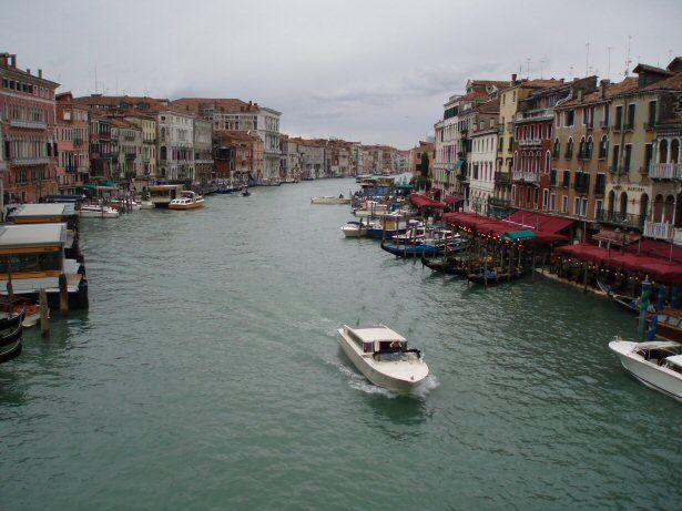 Venedig, eine Wasserstadt