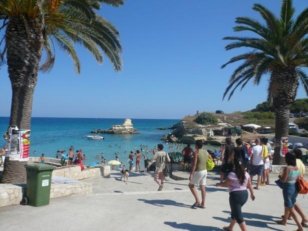 Badeort südlich von Lecce