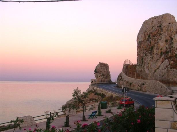 Sonnenuntergang Puglia
