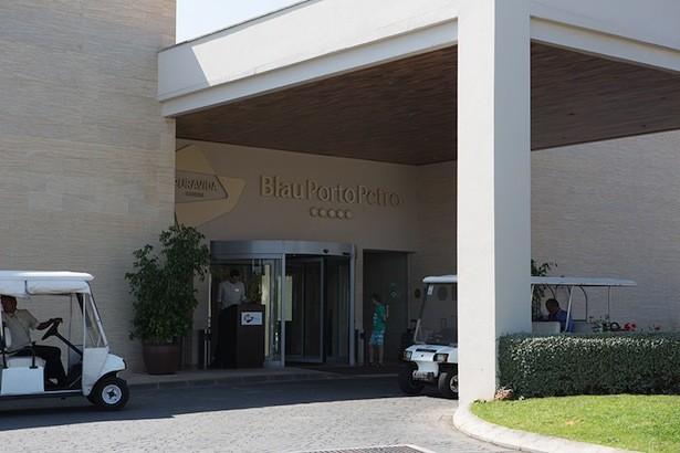 Empfangsbereich PURAVIDA Resort Blau PortoPetro