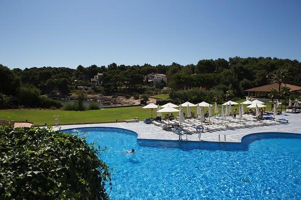 Pool des PURAVIDA Resort Blau PortoPetro