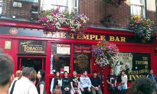 Irische Lebensart: Die Pubs