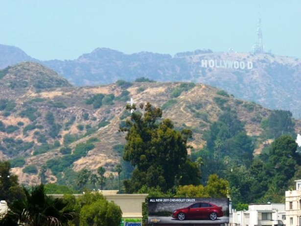 LA Hollywood Hills