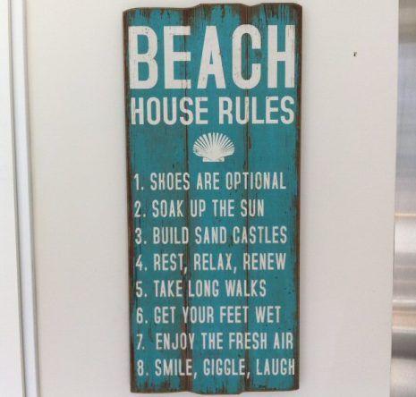 Die lockeren Hausregeln des Beach Motels