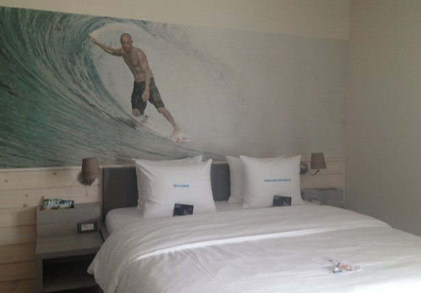 Zimmer im Surfer-Style im Beach Motel St. Peter Ording