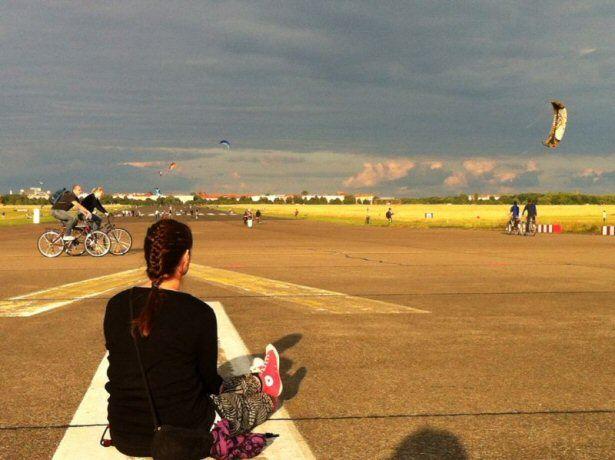 Tempelhof ist mehr als nur ein alter Flughafen.