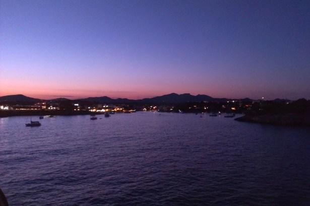 Puravida Resort Sonnenuntergang