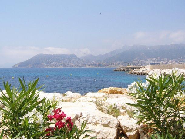 Das Mittelmeer in ganzer Pracht