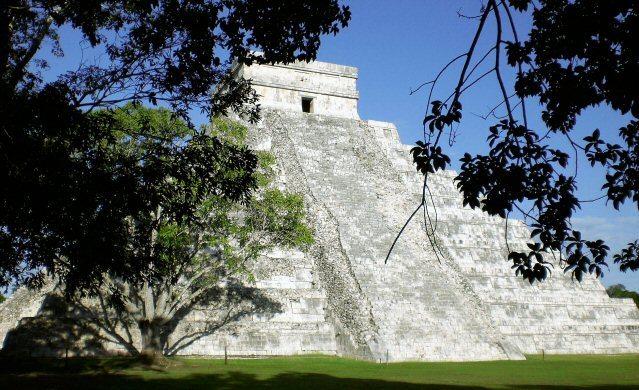 Tempelstätte der Maya: Chichén Itzá