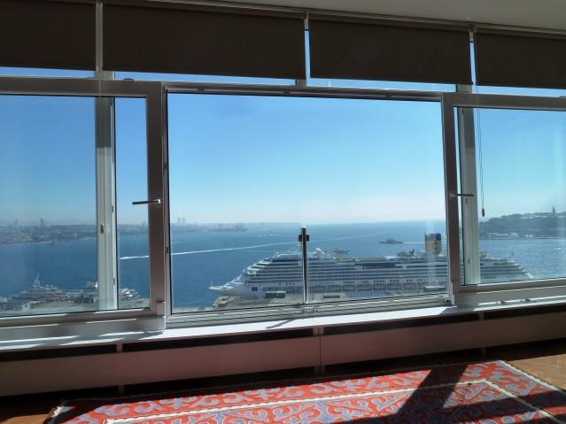 Blick auf den Bosporus
