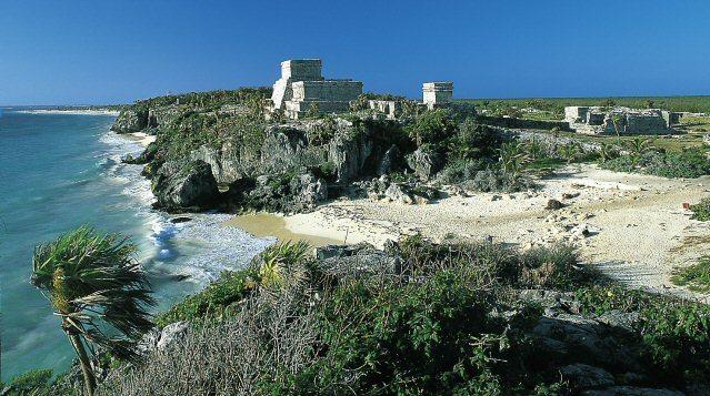 Die Riviera Maya gilt als das Herz Mexikos