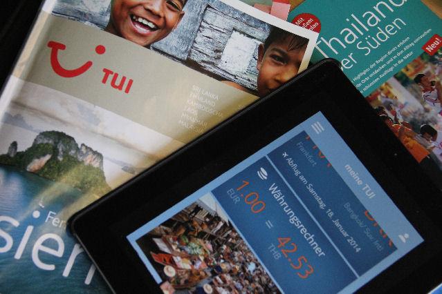 Die wichtigsten Infos zu meiner Reise nach Thailand – gebündelt in der neuen Meine TUI-App.