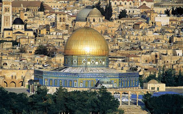 al-Aqsa-Moschee in Jerusalem