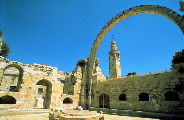 Davidszitadelle in Jerusalem