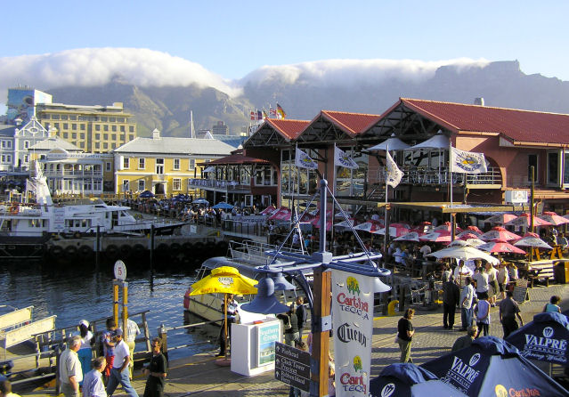 """""""Victoria & Alfred Waterfront"""""""