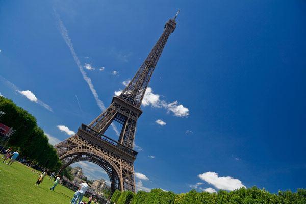 Paris Eiffelurm