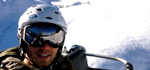 Raul Richter Snowboard Kitzbühel