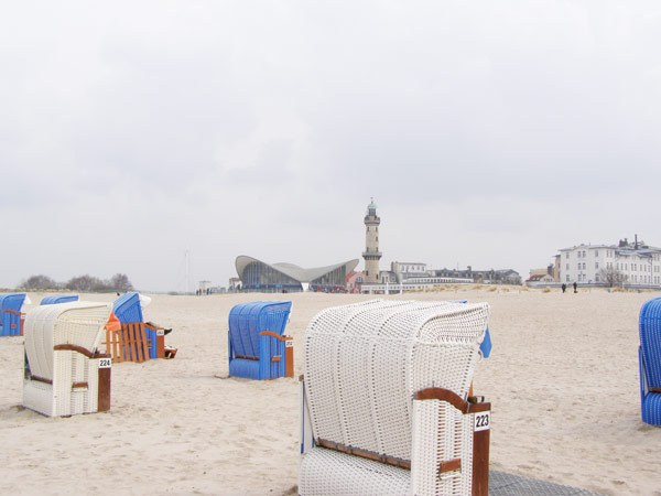 Panorama Warnemünde