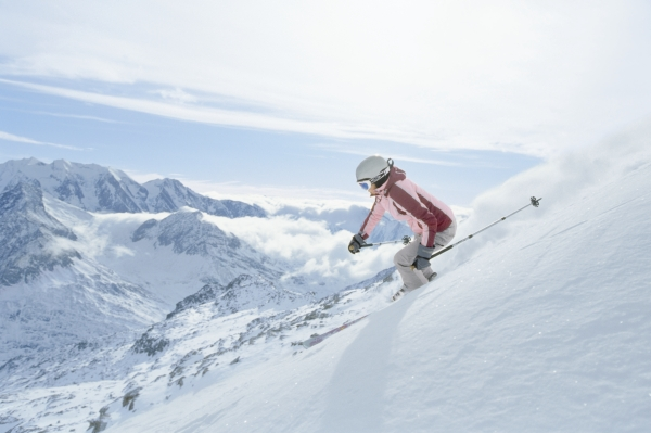 Skifahren im WInterurlaub