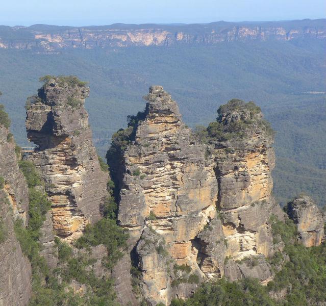 Drei Felsen