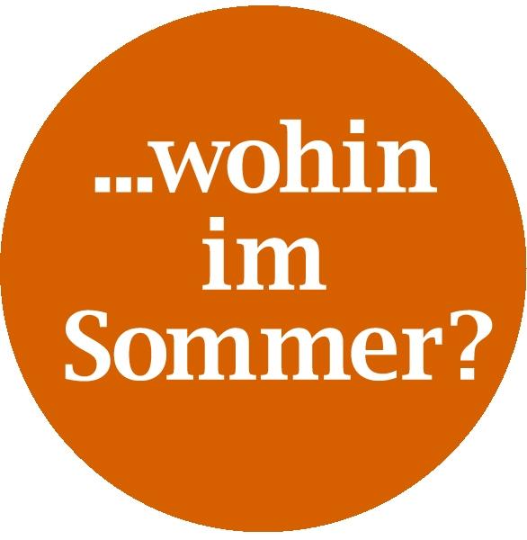 Wohin Im Sommer