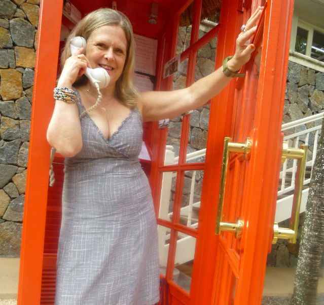 Telefonzelle Lux Resort