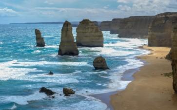 Strand 12 Apostel Australien