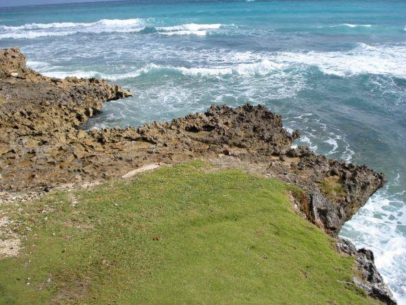 Barbados Bridgetown Kliff