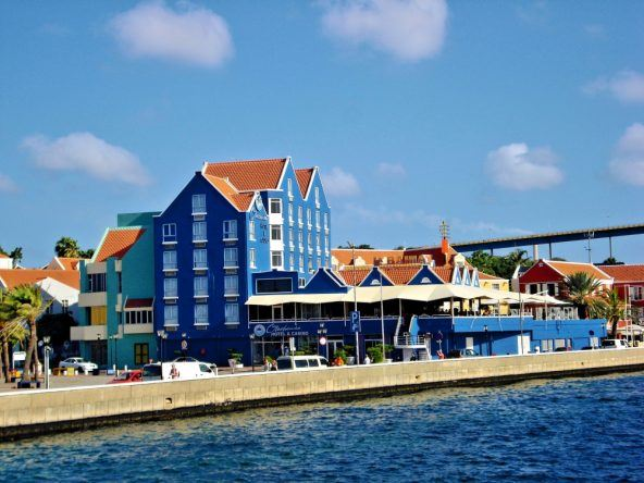 Haus in Willemstad (Curacao)