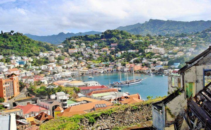 Grenada Aussicht