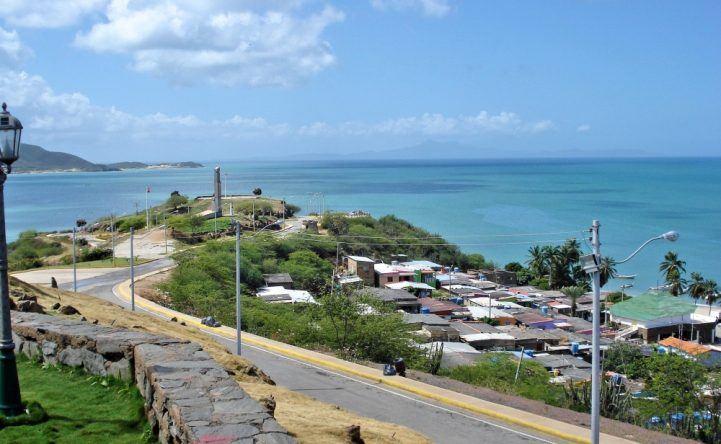Isla Margarita Aussicht