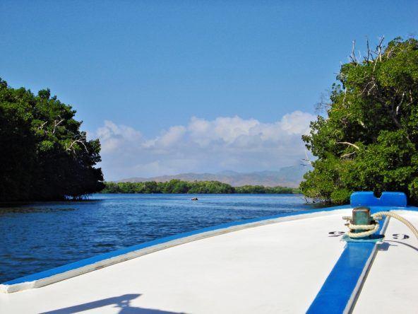 Isla Margarita Bootsfahrt