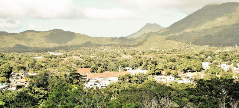 Isla Margarita Landschaft