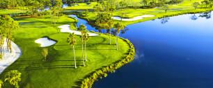 Golfen in Amerika: Traumanlagen wie das PGA National Golf Resort in Florida stehen auch Urlaubern offen.