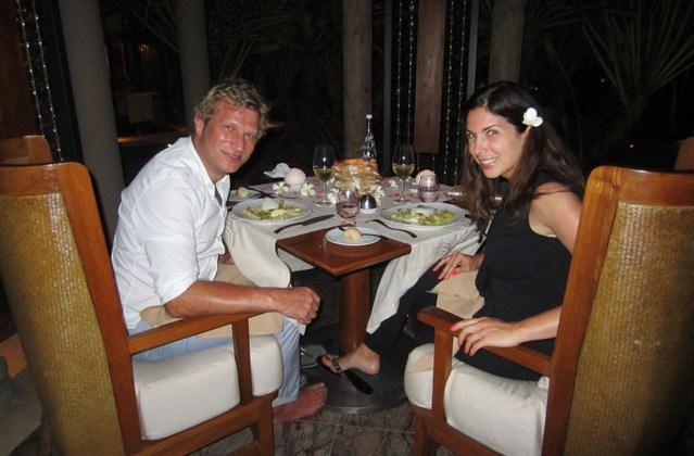 Mit dem eigenen Honeymoon-Mobil direkt zum romantischen Dinner
