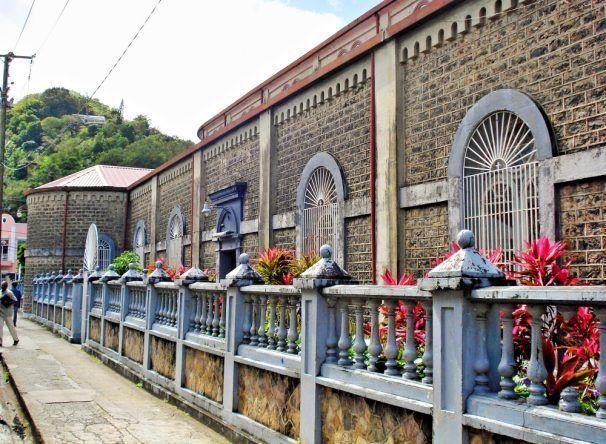 St. Lucia Haus