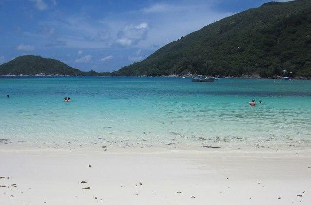 Unsere Flitterwochen auf den Seychellen