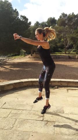 Fitnessübungen für die Strandfigur