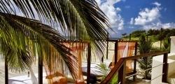 Sonnenterasse des Silver Point Hotel auf Barbados