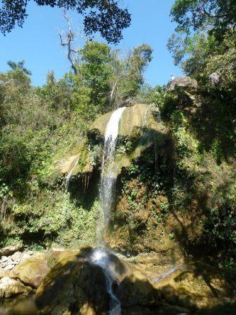 Wasserfall in Soroa (Kuba)
