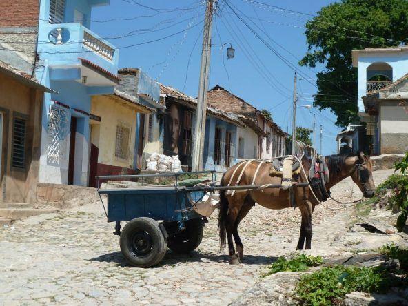 Trinidad auf Kuba
